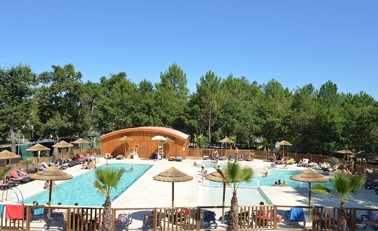 Camping ondres