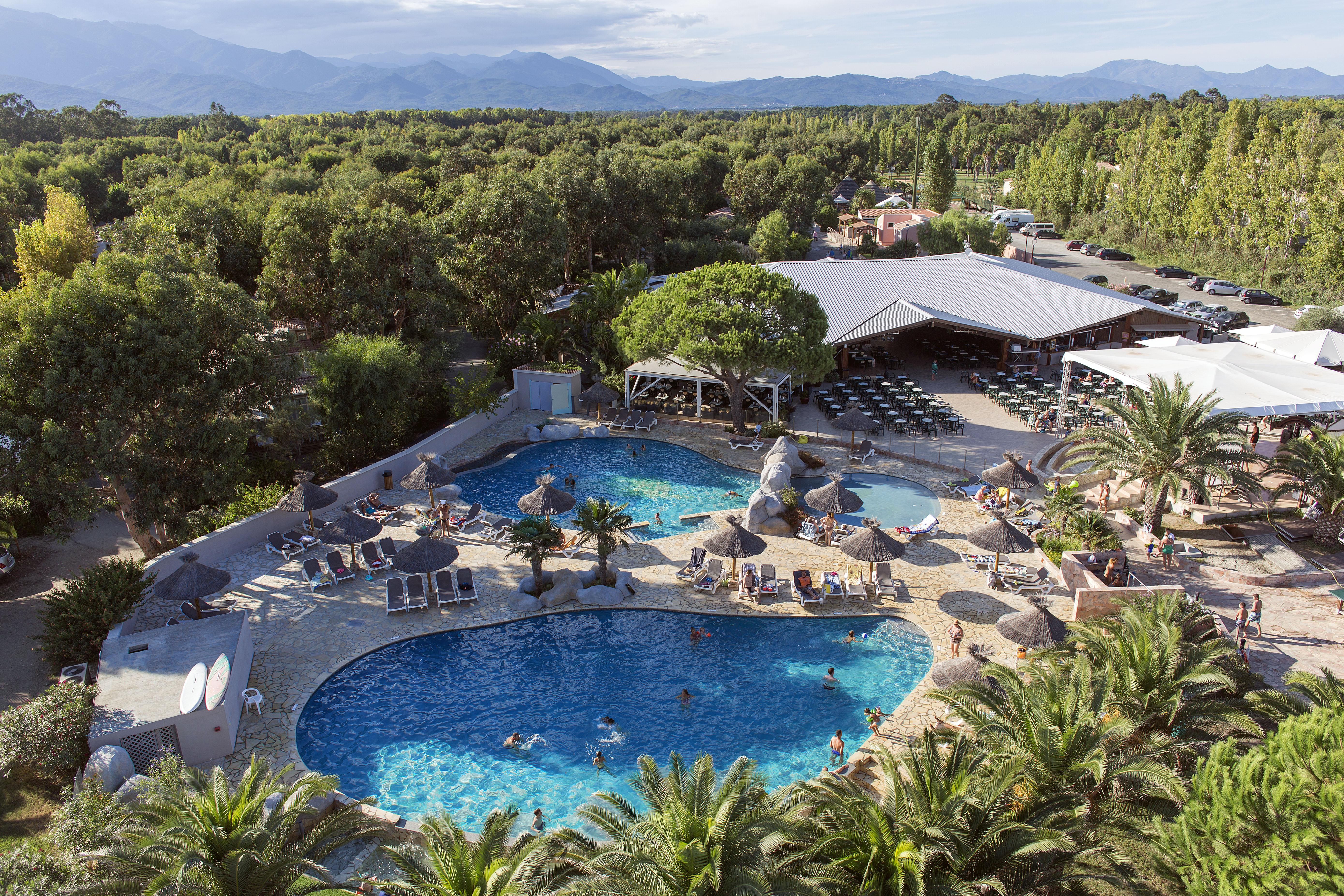 Camping corse top 10