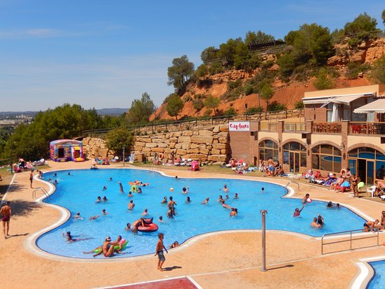 Camping capfun barcelone