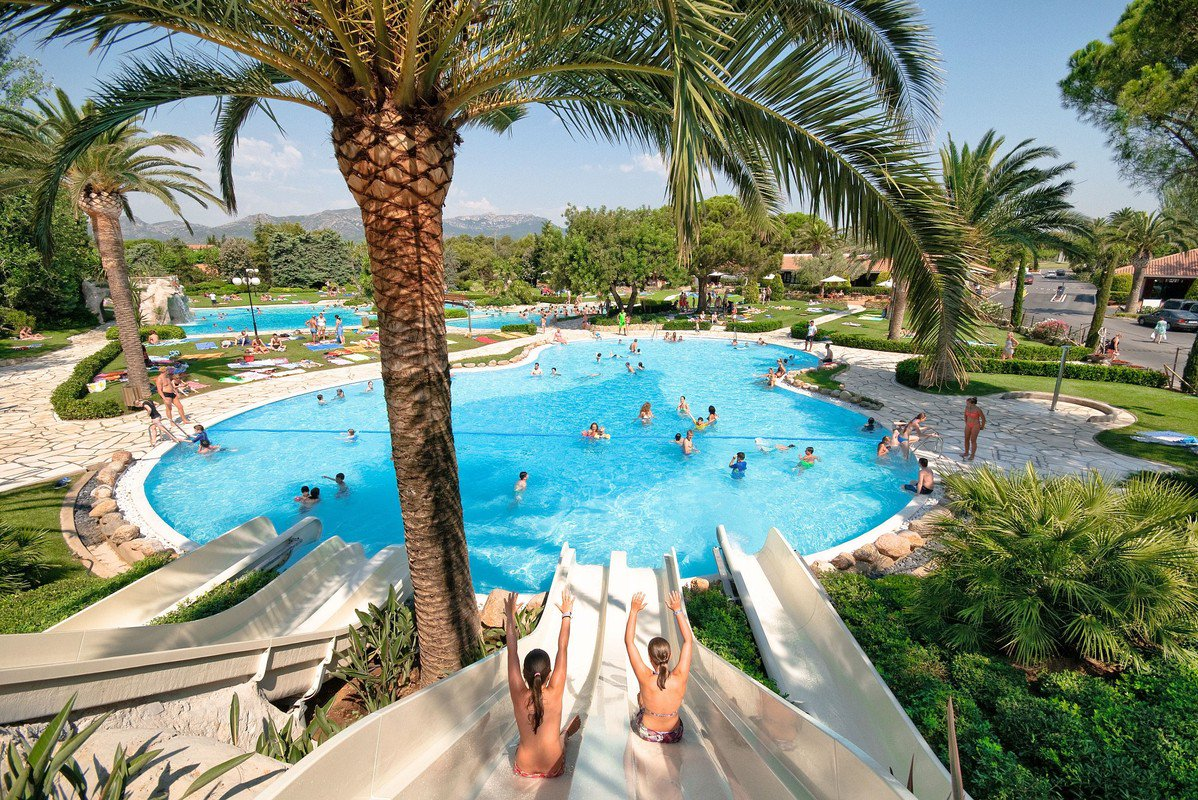 Camping espagne janvier