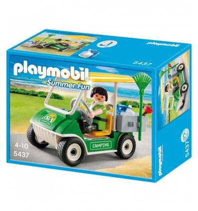 Playmobil summer fun camping car