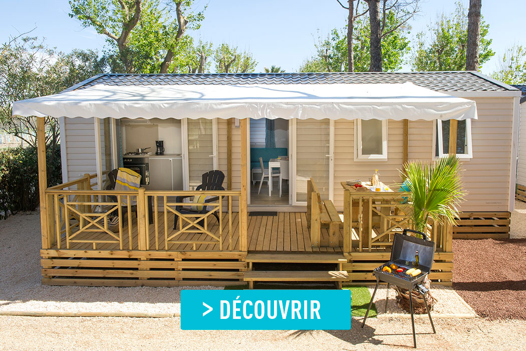 Camping mobilhome limousin
