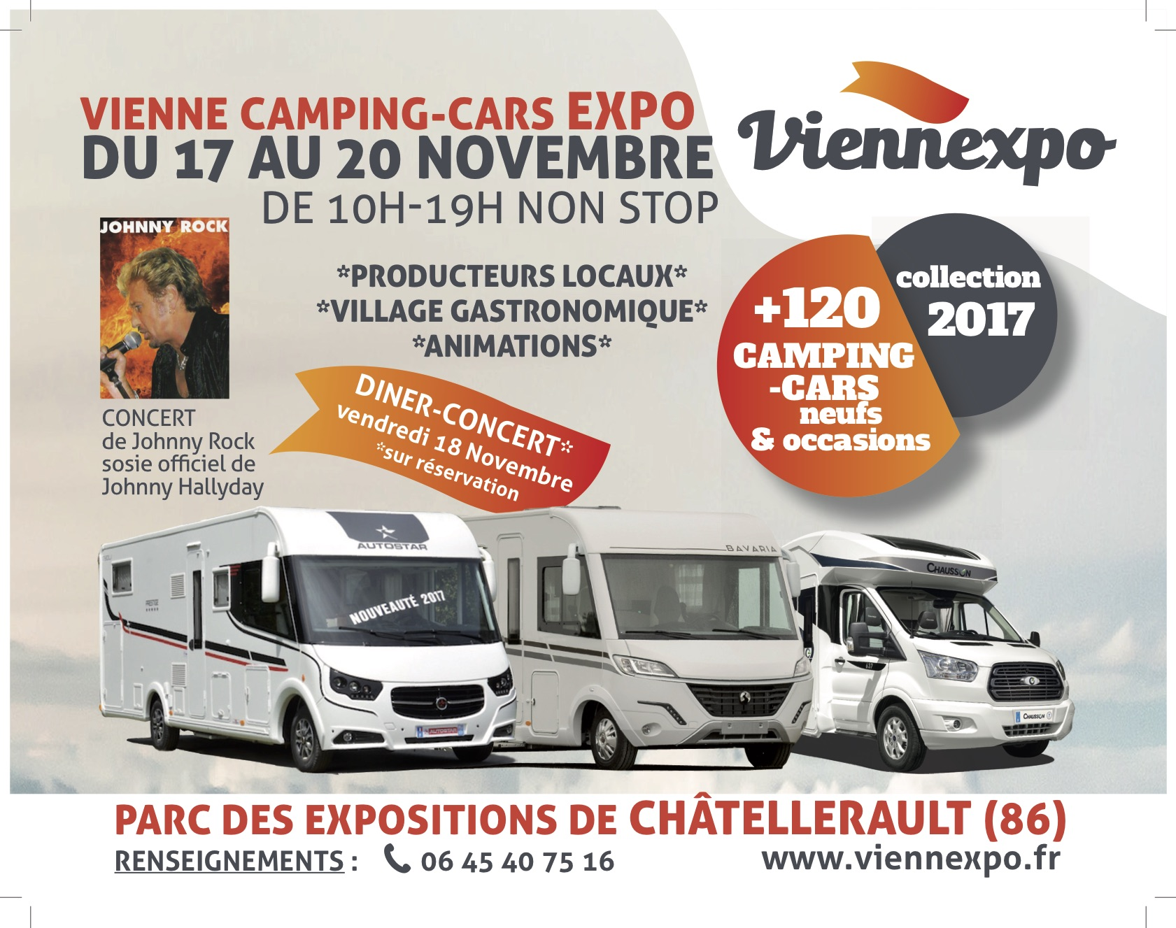 Camping car occasion vienne aventure