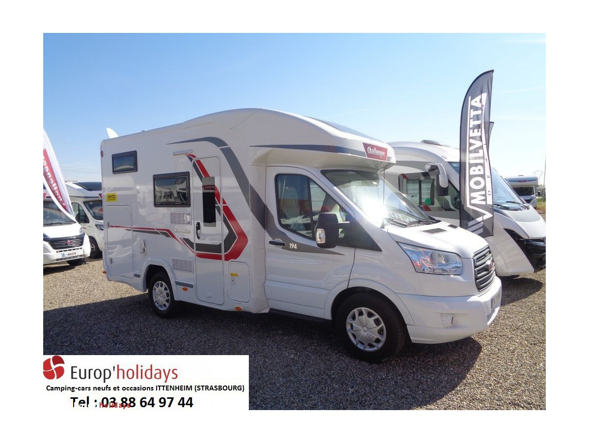 Camping car occasion alsace lorraine