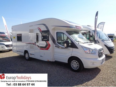 Pret achat camping car occasion
