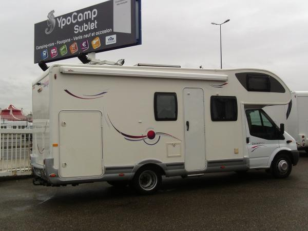 Camping car vente camping car occasion orvault