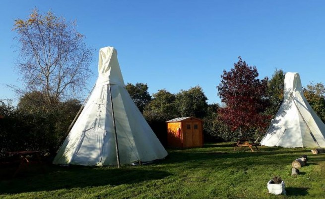 Vacances camping tipi vacance camping derniere minute