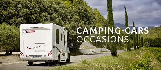 Camping car occasion hertz