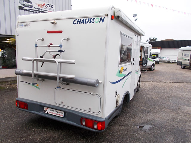 Camping car chausson welcom 50 occasion