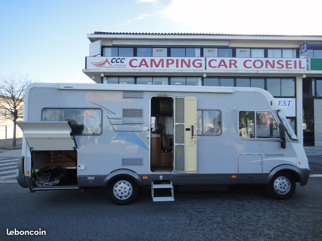 Camping car chassis alko occasion