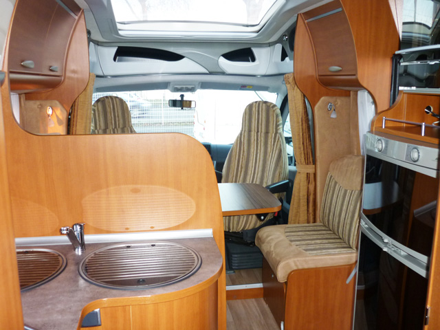 Camping car chausson allegro 97 occasion