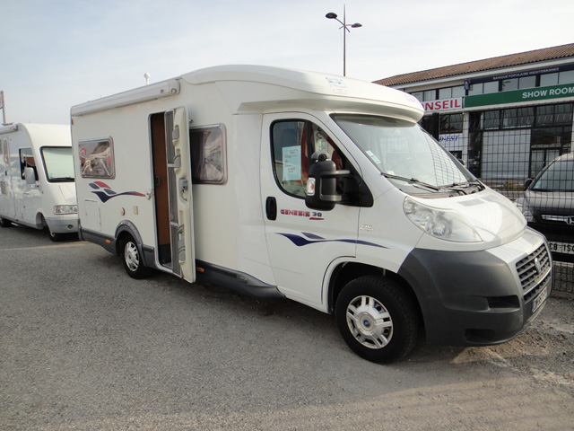 Camping car occasion boe camping car occasion hymer b544
