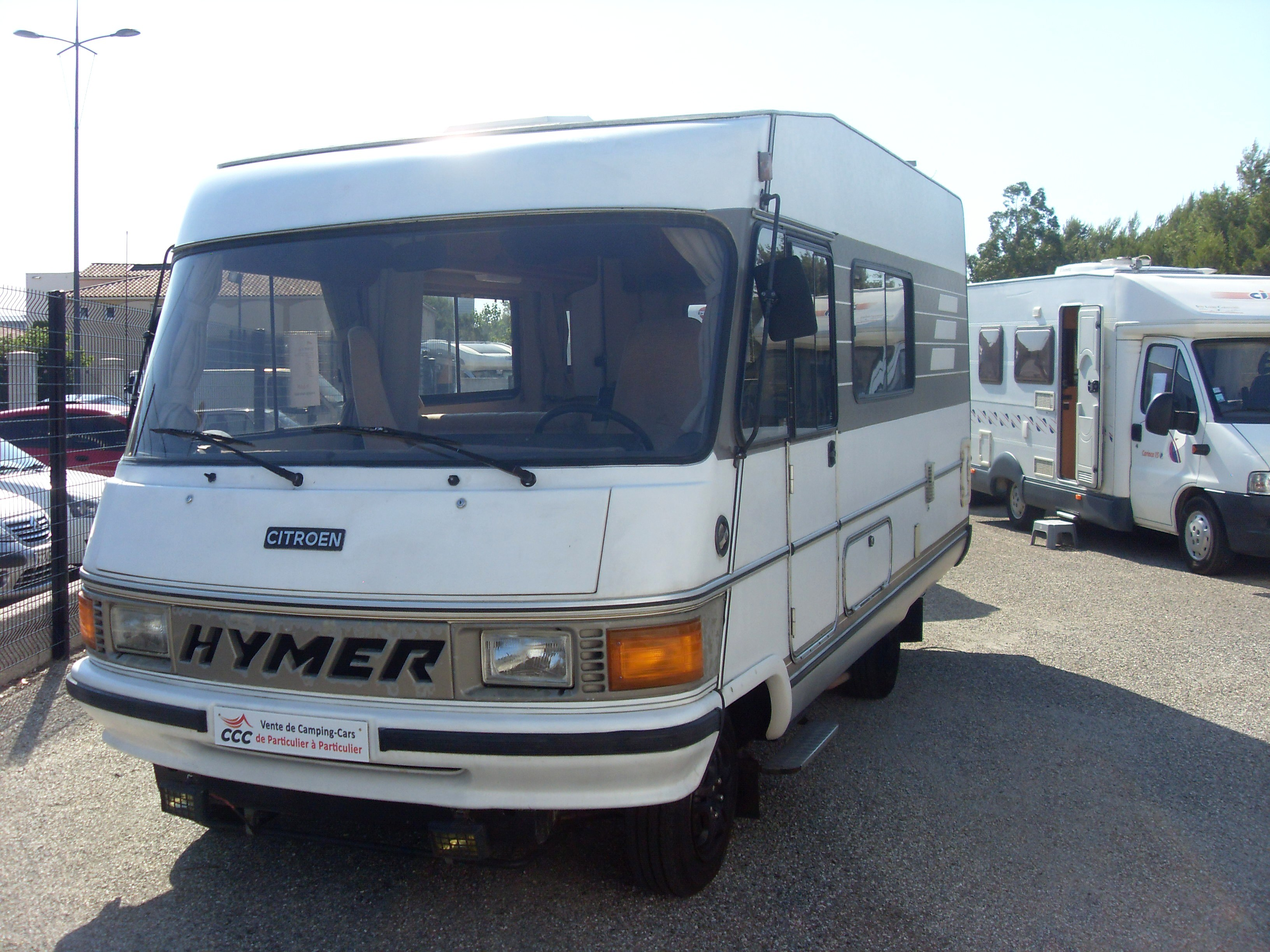 Camping car occasion hyeres