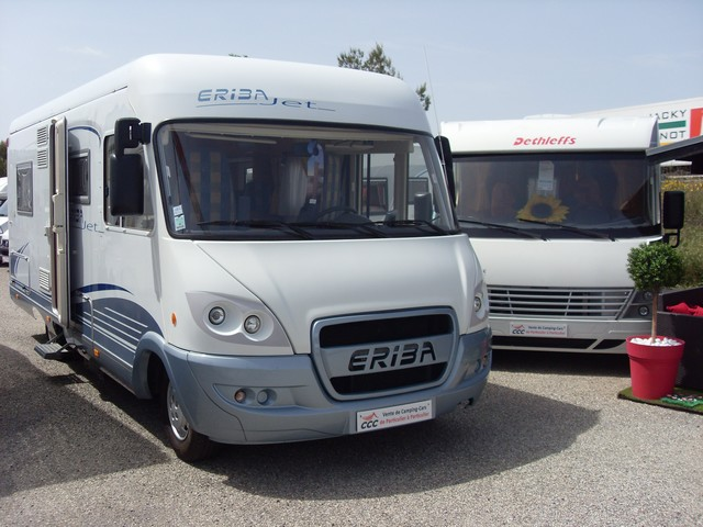 Camping car occasion eriba camping car occasion le voyageur