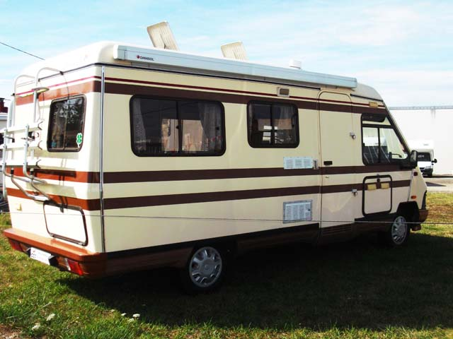 Camping car occasion annee 1990 camping car occasion knaus particulier
