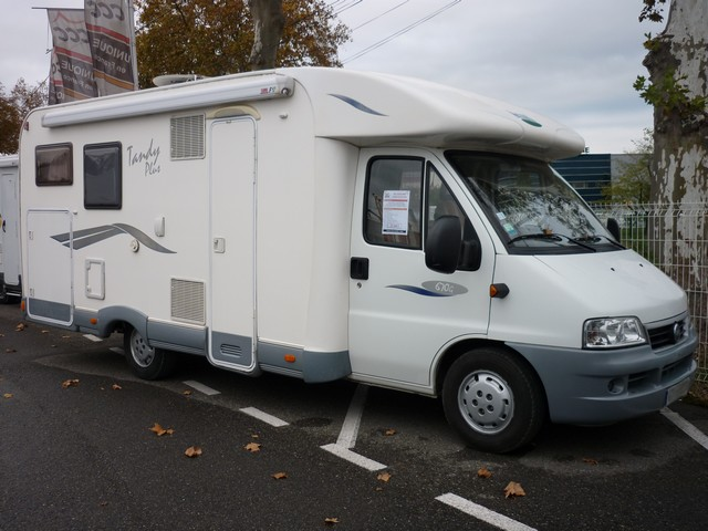 Camping car mc louis tandy plus 670 camping car tandy plus