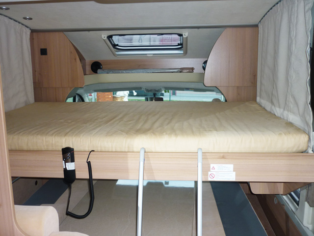 Occasion camping car burstner ixéo time 585