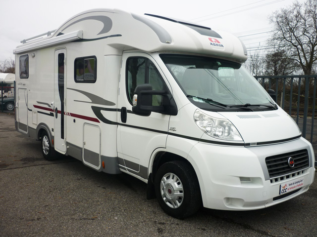 Camping car 680 sp occasion