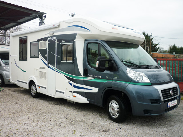 Camping car chausson flash 10 titanium occasion