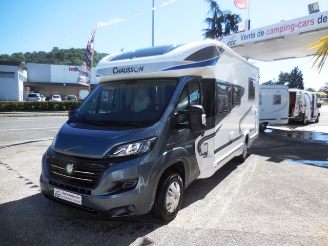 Camping car chausson 500 occasion