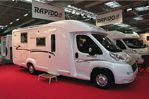 Camping car rapido 773 ff occasion