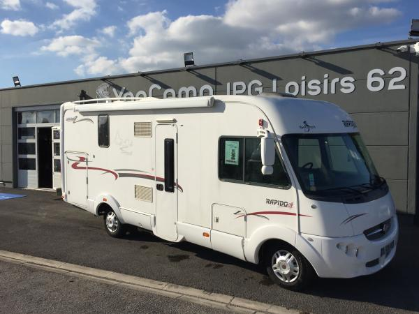 Camping car fouquieres les bethune