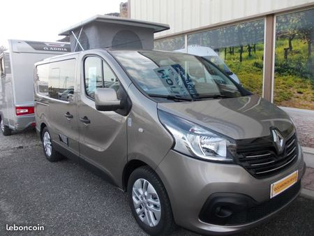 Camping car renault master occasion