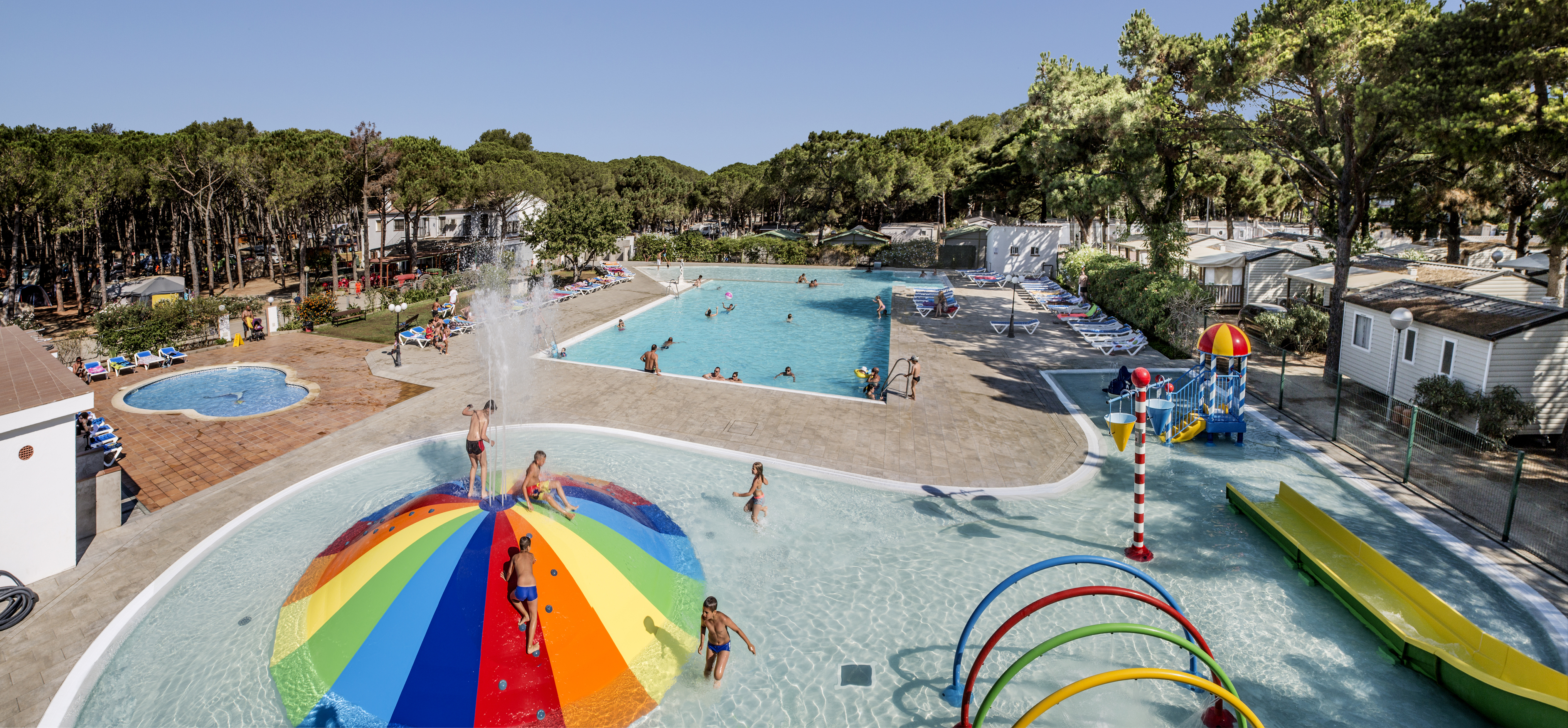 Camping espagne disponible aout