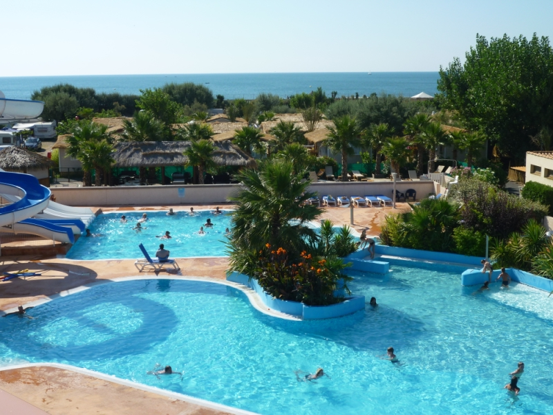 Vacance camping montpellier plage