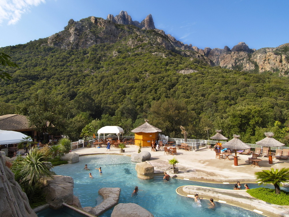 Camping corse hpa les oliviers
