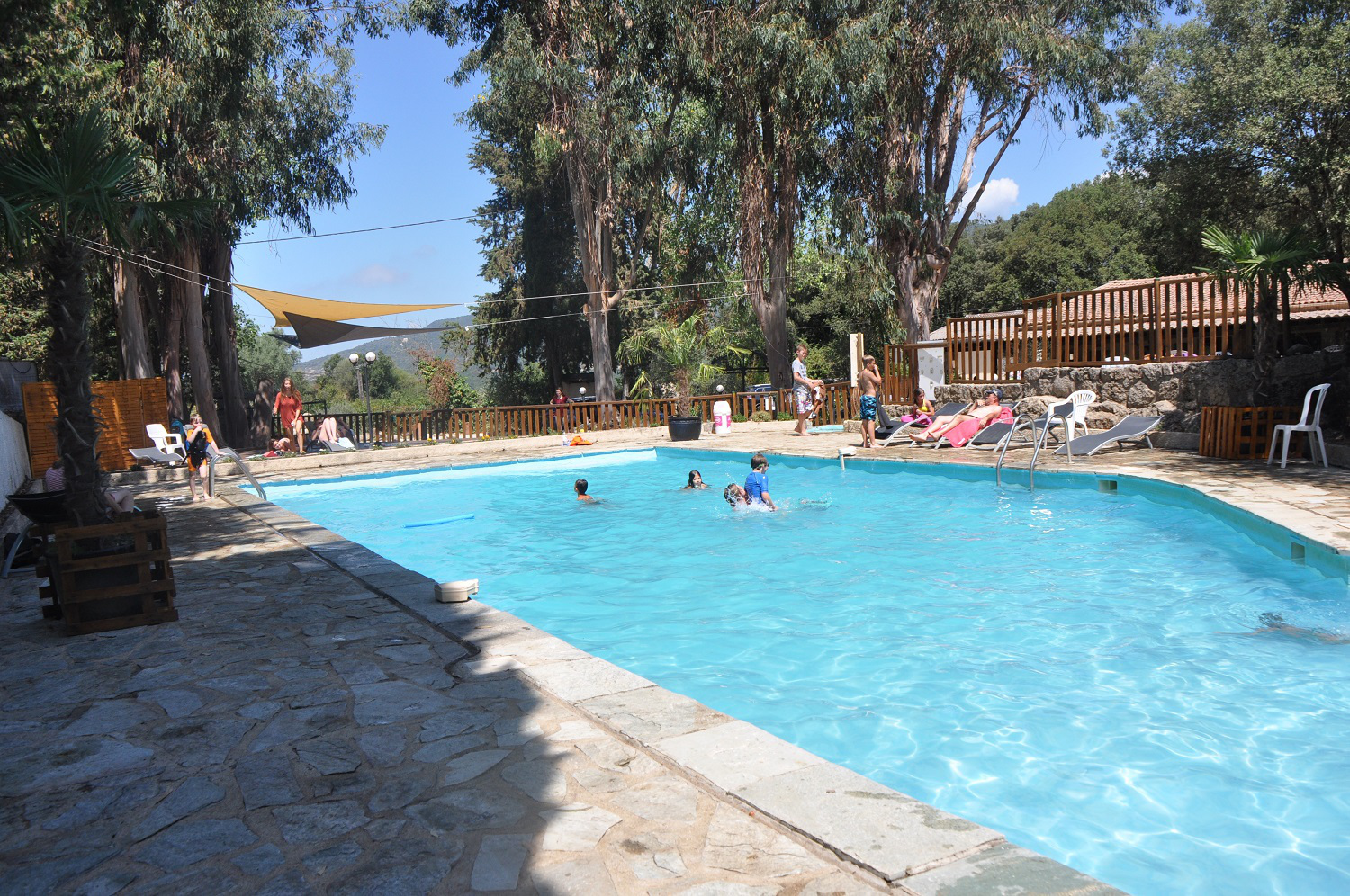 Camping corse 10 jours