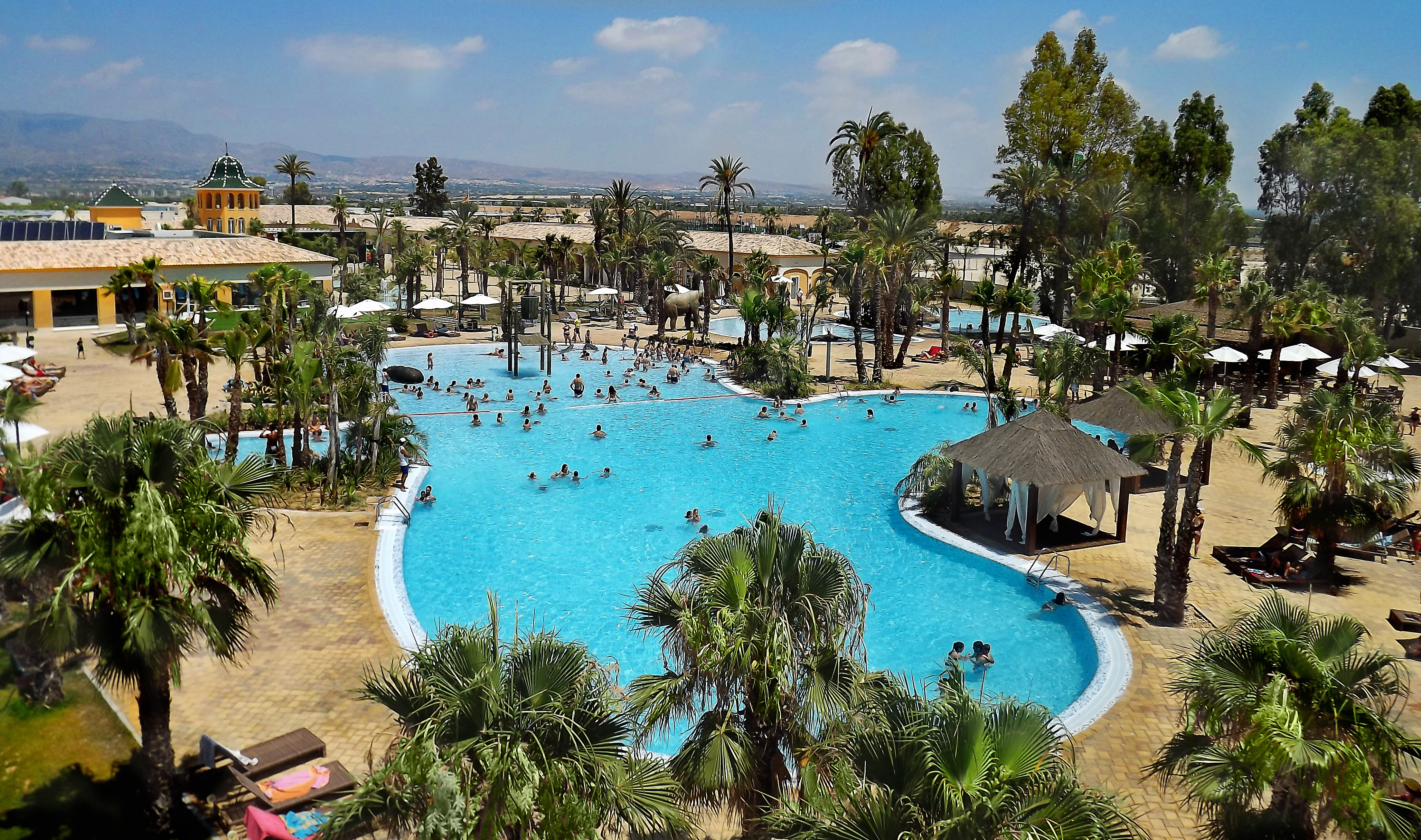 Camping espagne madrid