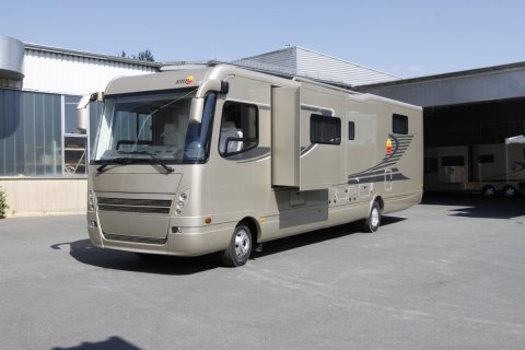 Camping car luxe prix