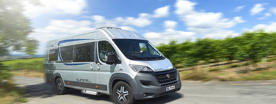 Vendee camping car occasion