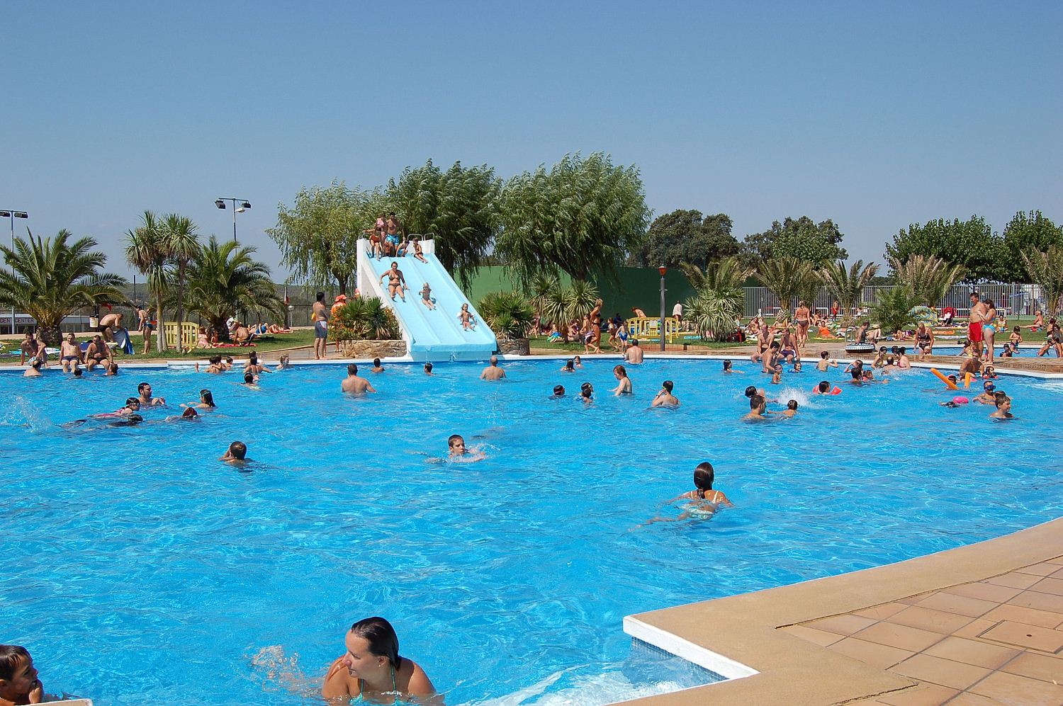 Camping espagne familial