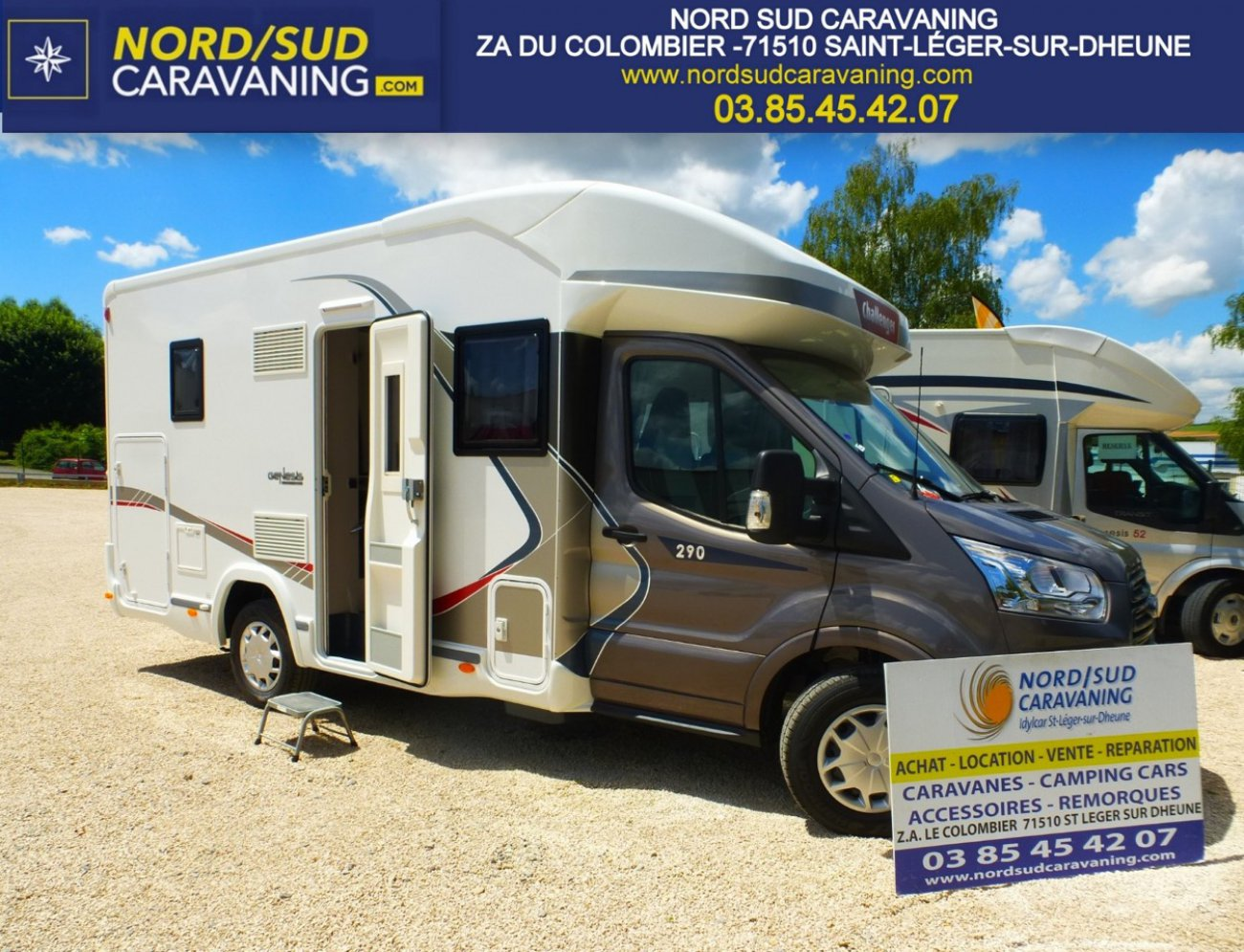 Camping car occasion st leger sur dheune