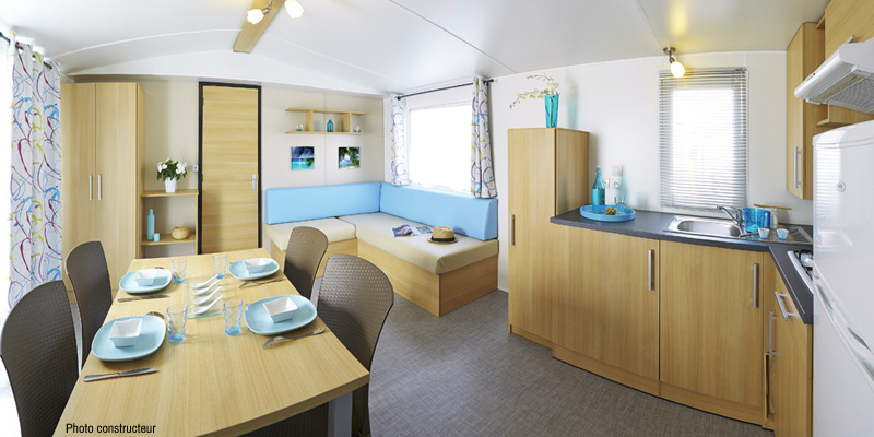 Location mobilhome 8 personne