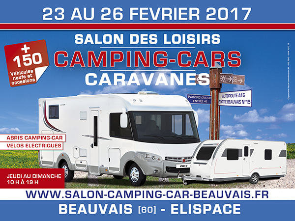 Camping car occasion beauvais
