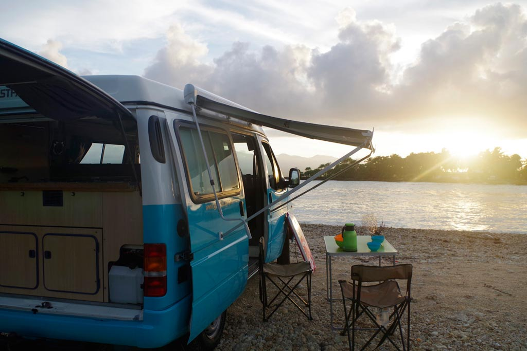 Camping car guadeloupe