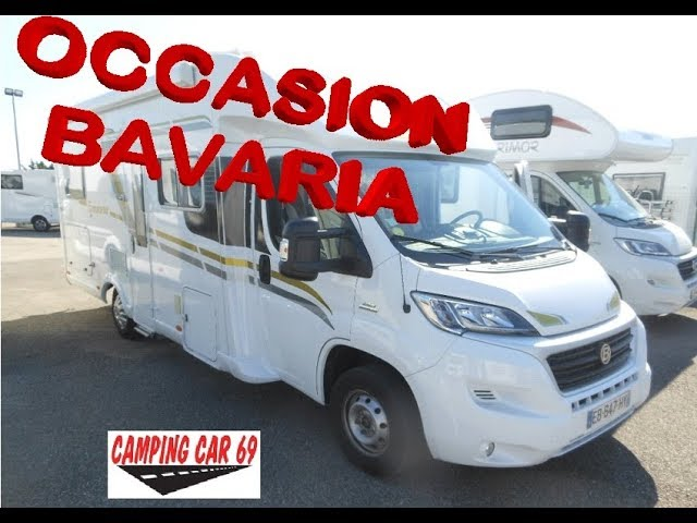 Camping car pilote p 716 occasion