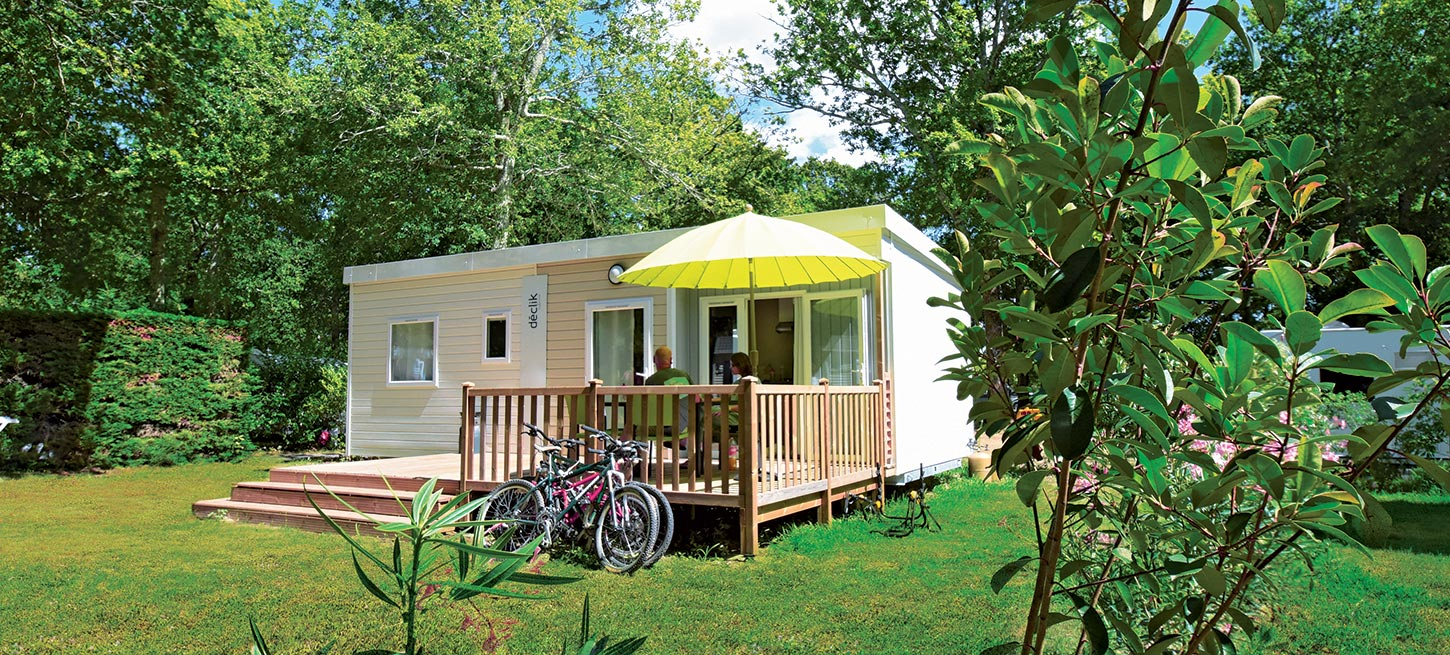 Camping mobilhome charente maritime