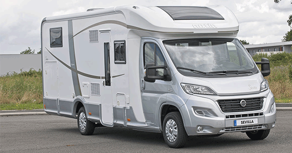 Occasion notin camping-car