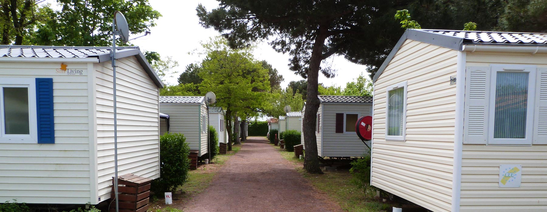 Location mobilhome ile oleron