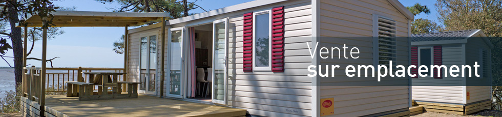 Mobil home occasion orgon