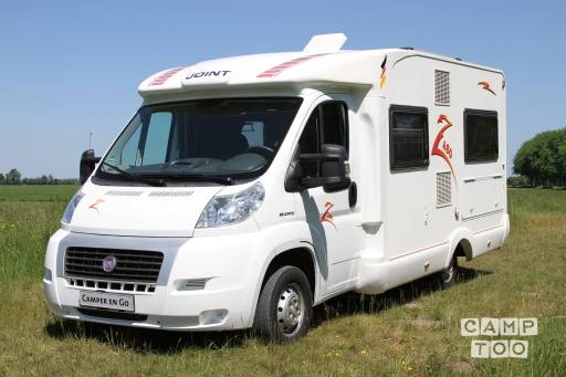 Camping car joint z 480