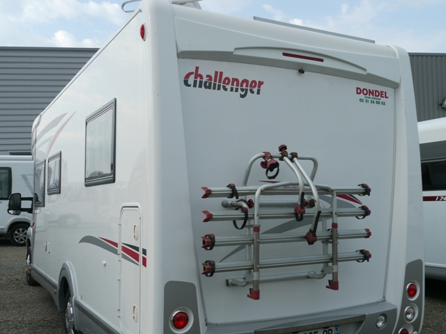 Camping car challenger mageo 119 eb occasion