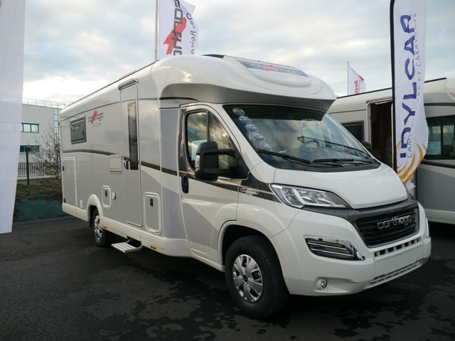 Camping car occasion sosson guilberville