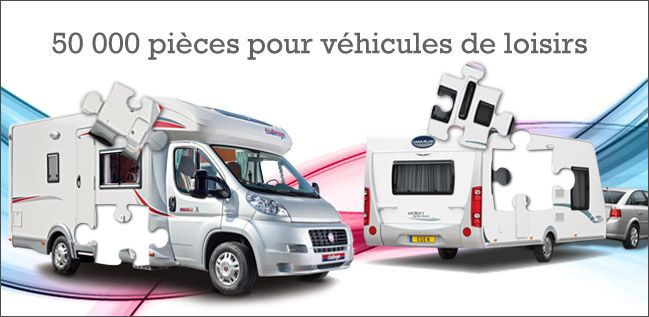 Piece occasion pour camping car