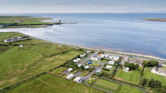 Camping kilkee co clare