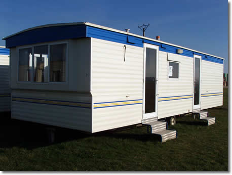 Mobil home occasion a vendre particulier